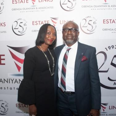 Gbenga Olaniyan Wife Shola
