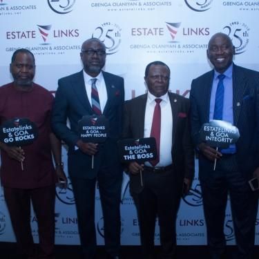 Rogba Orimalade Immediate Past Chariman NIESV Lagos-State-Branch-Gbenga-Olaniyan-Sir-Rowland-Abonta-President-NIESV and Johnbull Amayaevbo 2nd Vice President NIESV